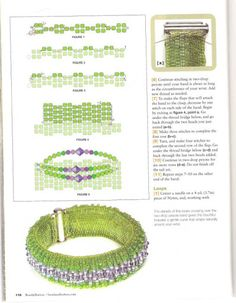Bead & Button nº 72 - laa laa - Álbumes web de Picasa