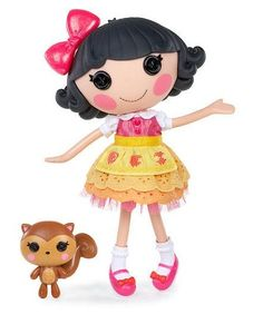 Lalaloopsy Snowy Fairest (large doll)