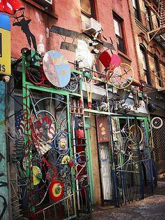Lower East Side by Vivienne Gucwa