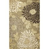 Found it at Wayfair - Florence Mums Area Rug