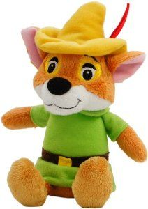 Disney Takara Tomy Beans Collection Robin Hood Plush Toy Doll F S Walt Disney, Disney Pixar, Disney Jr, Disney Plush, Disney Toys, Robin, Dolls And Daydreams, Doll Games, Disney Animated Films