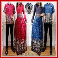 Jual Baju Couple Batik Modern Dan Trendy Murah