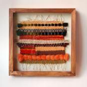 Needle Felting, Wine Rack, Lana, Calendar, Weaving, Wool, Storage, Holiday Decor, Creative