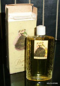 VINTAGE 'PROMESA' BY MYRURGIA PERFUME BOTTLE. FULL. SEALED. BOXED | eBay