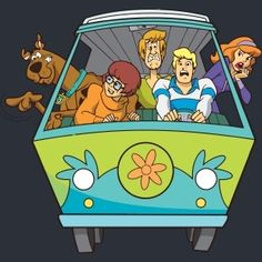Scooby doo.....wonder if i could draw with a hole in the middle for photo booth