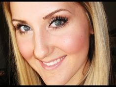 Flawless Date Makeup-I LOVE Makeup by Tiffany!!  If you haven't watched any of her step-by-step tutorials, DO IT!