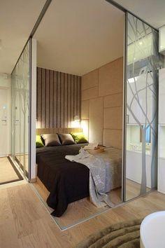 Дизайн однокомнатной квартиры-студии - Дизайн интерьеров | Идеи вашего дома | Lodgers