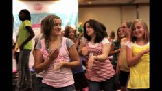 2010 Young Women's Conference - Time to Blossom for LDS girls