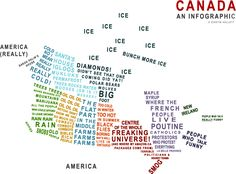Canada An Infographic - Infographic design #catinformation - Find out more about cat at Catsincare.com!