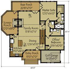 1719 sq ft w/ office