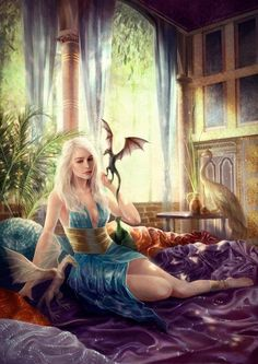 Game of thrones - Daenerys Targaryen (Mother of Dragons or Dragon Queen) played by Emilia Clarke Daenerys Targaryen, Jon E Daenerys, Game Of Thrones Khaleesi, Arte Game Of Thrones, Game Of Throne Daenerys, Jaime Lannister, Cersei Lannister, Breathing Fire, The Mother Of Dragons