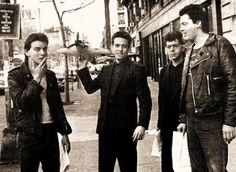 Kultura POP: Foto dei CURE per le strade di New York al primo tour americano del 1980