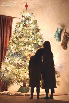 Oh Chrismas Tree by Jennifer Sharp Photography, via Flickr