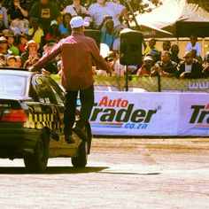 Don't miss all the #action at the Auto Trader stand at #randeastershow this weekend! — at Rand Easter Show.