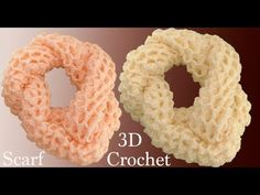 Bufanda a Crochet en punto trenzas panal o nido de abeja tejido tallermanualperu // ольга майорова Crochet Scarves, Crochet Shawl, Easy Crochet, Crochet Stitches, Free Crochet, Knit Crochet, Crochet Patterns, Honeycomb Stitch, Bolero Pattern