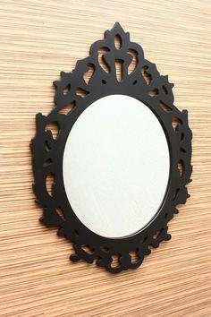 Espejo Rocco Hermosa Pieza lista para ser enviada a cualquier parte de la república, puedes pedirlo en blanco o negro :)  #Diseño #Hogar #Espejo #DiseñodeInteriores #DiseñoMexicano #Venta #Sale #MexicanDesign #Design #Mirror #DesignMirror #Home  Compra lo bien hecho en #México...