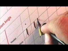 Dr. Joe Vitolo: Lowercase letters Group II, Part 1 of 3 - i,u,w - YouTube