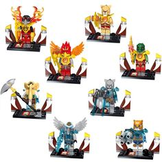 8pcs/lot CHIMAed CHIMN Kid Baby Toy Mini Figure Building Blocks Sets Model Toys Minifigures Brick - http://thekopf.com/products/8pcslot-chimaed-chimn-kid-baby-toy-mini-figure-building-blocks-sets-model-toys-minifigures-brick/