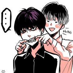 Urie & Sasaki ♥