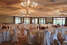 Main Banquet Room At Blue Springs Golf Club
