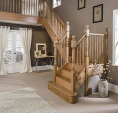 22 Beautiful Traditional Staircase Design Ideas To Must Check - The Architecture Designs Traditional Staircase, British Colonial Style, English Style, Staircase Design, Traditional Design, Second Floor, Contemporary, Modern, Architecture Design