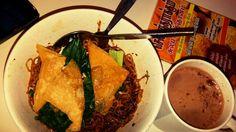 Wan tan mee | வன் தான் மீ  சூடான மிலோ | Hot Milo