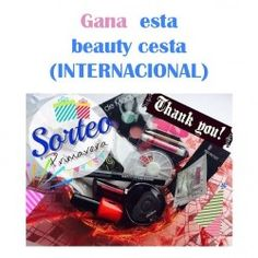 Sorteo: Maquillaje y más (INTERNACIONAL) ^_^ http://www.pintalabios.info/es/sorteos-de-youtube/view/es/94 #Internacional #Sorteo #Maquillaje
