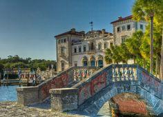 Vizcaya photography