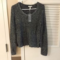 Eileen Fisher Sweater Super soft and warm. It is a size XS. It's NWT and never been worn before. Let me know if you have any questions. I'm open to offers. Eileen Fisher Sweaters Crew & Scoop Necks