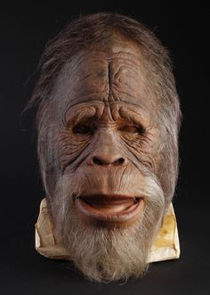 HARRY AND THE HENDERSONS (1987) - Harry (Kevin Peter Hall) Head Skin - Price Estimate: $1000 - $1500