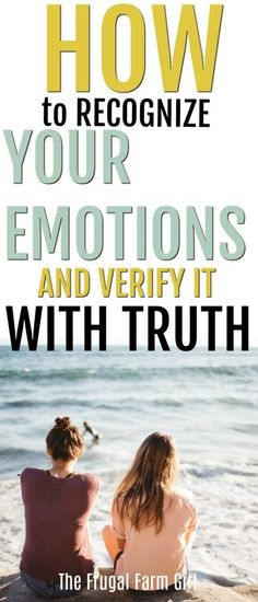 Needing to get a handle on your emotions? Did you know truth creates a space to grow and see? Learn how to verify your emotions with truth and change your life.   #inspiration #joy #howto #tips #frugal #lifestyle # via @tasiaboland