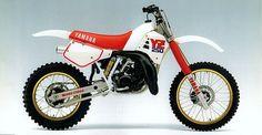 1986 Yamaha YZ250