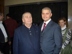 Marin Constantin, dirijorul Corului Madrigal