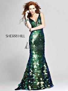 Sherri Hill 2012 Prom Dress 2821