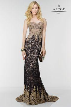 The Hottest Dress Designer hands down! Alyce Paris.  Check out their dresses at alyceparis.com Alyce   Dress Style #6597 #http://pinterest.com/alyceparis