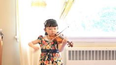 Vivaldi Violin Concerto in G major 1st mov—See more of this young violinist #from_jeonyunho