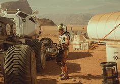 Matt Damon Says Drew Goddard Wanted The Martian to Be a 'Love Letter to Science'