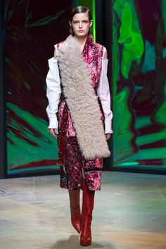 Thakoon | Fall 2015 Ready-to-Wear Collection | Style.com