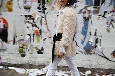 Well, It's Winter, So Wear White | Man Repeller