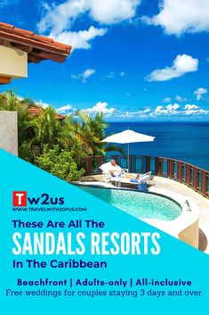 #CaribbeanHotels and resorts. Do you know that all #SandalsResorts in the #Caribbean are #beachfront properties, #allinclusive and adults-only? There are currently 15 Sandals resorts in the Caribbean. Check out where each one is located. Couple staying at Sandals resorts for three days and more can get married for free. Jamaica, Barbados, Belize, Cool Places To Visit, Places To Travel, Amazing Destinations, Travel Destinations, Haiti, Costa Rica
