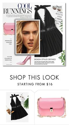 """BEAUTIFUL ROMWE CONTEST!"" by serena-l ❤ liked on Polyvore featuring Valentino and Charlotte Russe"