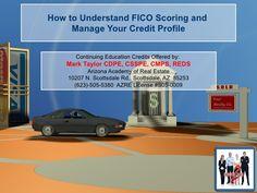 Understanding FICO scores in 2012