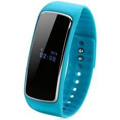 D3 Bluetooth 3.0 inteligente Relógio de pulso pulseira relógio