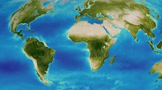 Bing Image Archive: Map of Earth created by the Global Inventory Modeling and Mapping Studies (GIMMS) project at NASA's Goddard Space Flight...