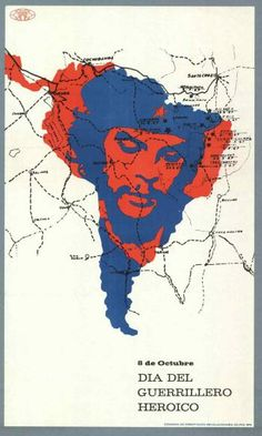Comandante Ernesto Che Guevara - the Argentine-Cuban guerrilla fighter, revolutionary leader,. Che Guevara Quotes, Ernesto Che Guevara, Communist Propaganda, Museum, Communism, Guerrilla, Illustration, Tatoos, Abstract Art