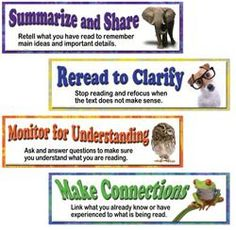 Build Reading Comprehension Skills Bulletin Board Set   Mardel