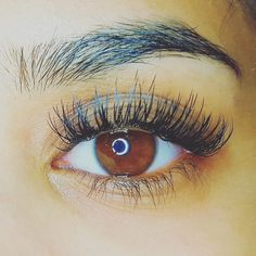 Wimperextensions One by One Bling Bling, Lashes, Beauty, Eyelashes, Beauty Illustration, Eyebrows
