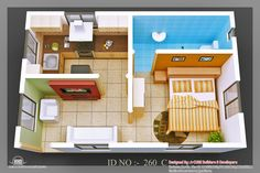 small house design and interior