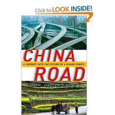 China Road A Journey Into The Future Of A Rising Power Books Ebook Personalized Books