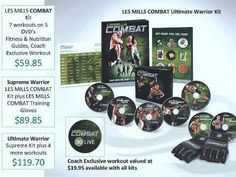 Les Mills COMBAT will be available for pre-order starting October 1st, excusively through a Team Beachbody coach (that's ME!!). When you pre-order you will get FREE shipping and a Coach Exclusive workout! Talk about a deal! Let me know if you are interested. http://www.facebook.com/coachshanehartley